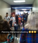 That's Not Funny! Teen Arrested for Posting School Shooting 'Joke' on Snapchat