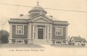 Rockland Memorial Library (1909)