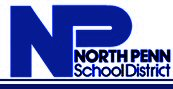 Logo for North Penn School District
