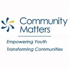 The logo for Community Matters.
