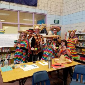 Middleton School District (ID) Teachers Dressed Up as Mexicans
